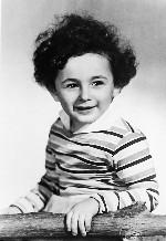 Robby at Age 2